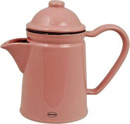 Thee/koffie Pot - 600 ml - Pink - Cabanaz
